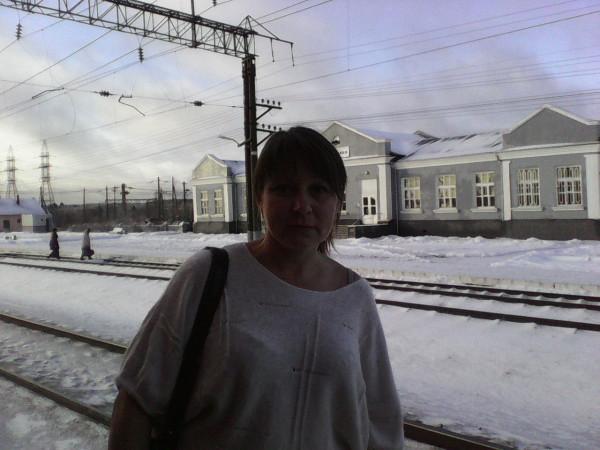 Последняя электричка в Вожегу. Харовск