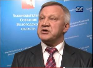 Владимир думает о коррупции