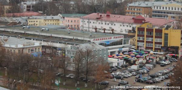 Вологодский городской рынок