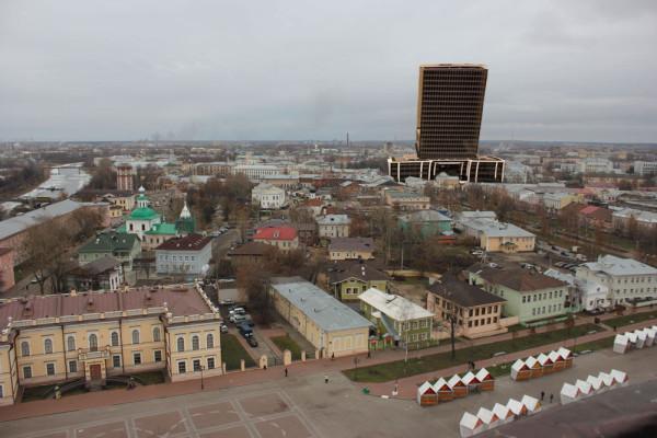 Вологда. Несколько прерасных мест для неДоскреба (2)
