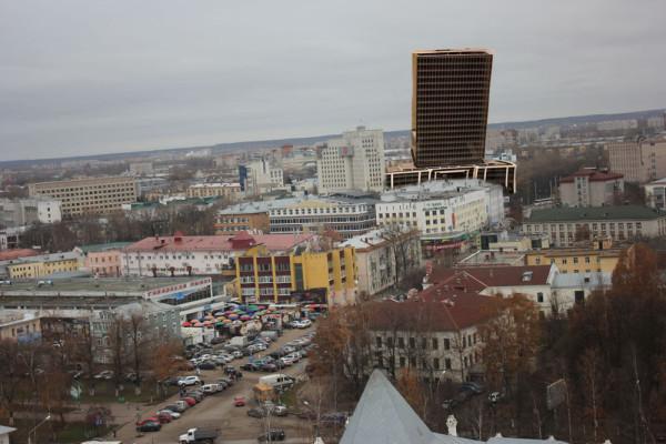 Вологда. Несколько прерасных мест для неДоскреба (5)