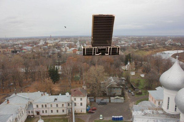 Вологда. Несколько прерасных мест для неДоскреба (1)