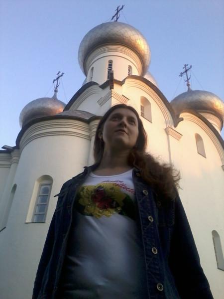 Ольга Белкова за недоскреб