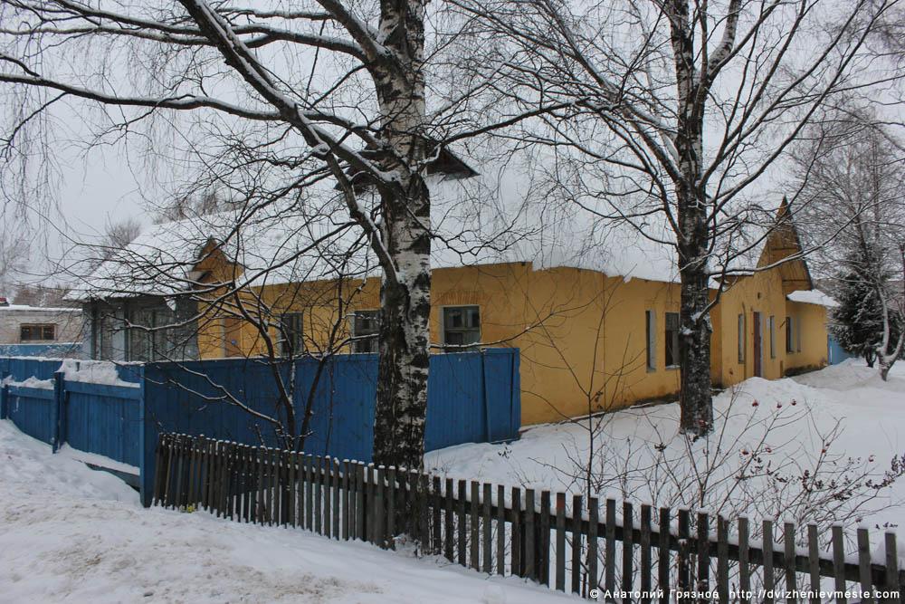 Берег Надежды, Вологда