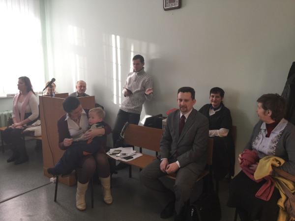 Вологжане в суде по Ковыринскому парку