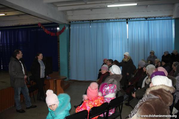 Собрание граждан в Семигородней 24 января 2015 года (1)