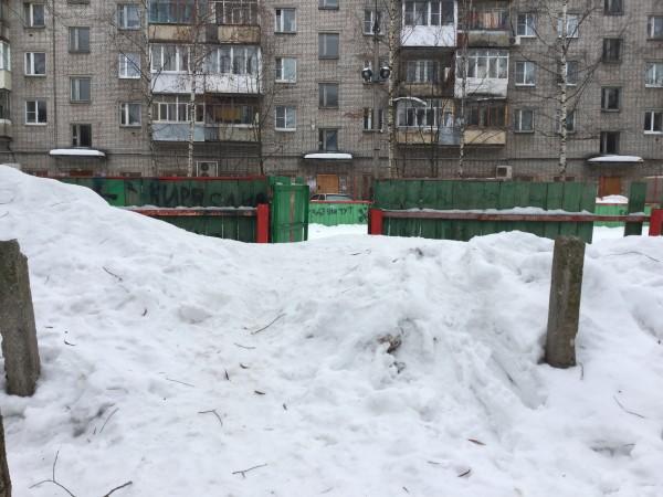 Хоккейный корт на Проспект Победы 66 (3)