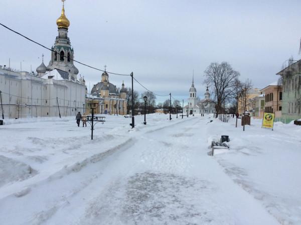 Вологда. Кремлевская площадь 15.02 (1)