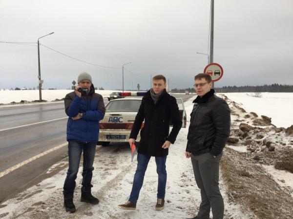 Проверка на дорогах в рамках марша Весна (1)