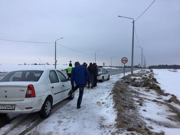 Проверка на дорогах в рамках марша Весна (6)
