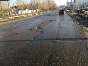 Дороги города Вологды (1)