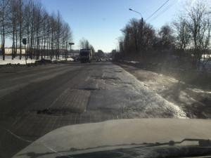 Дороги города Вологды (5)