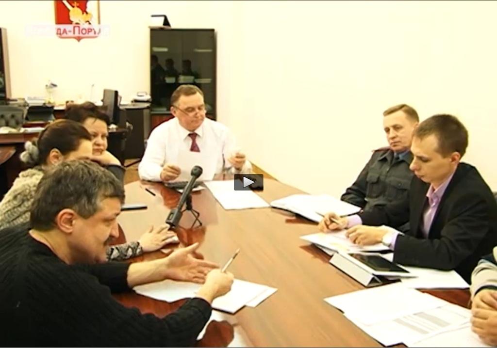 Роман Романенко на согласительной комиссии по штрафстоянке