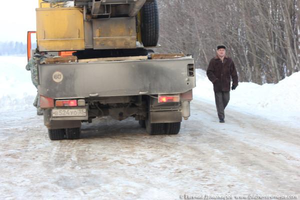 Горицы, Кирилловский район, незаконная стойка причала (31)