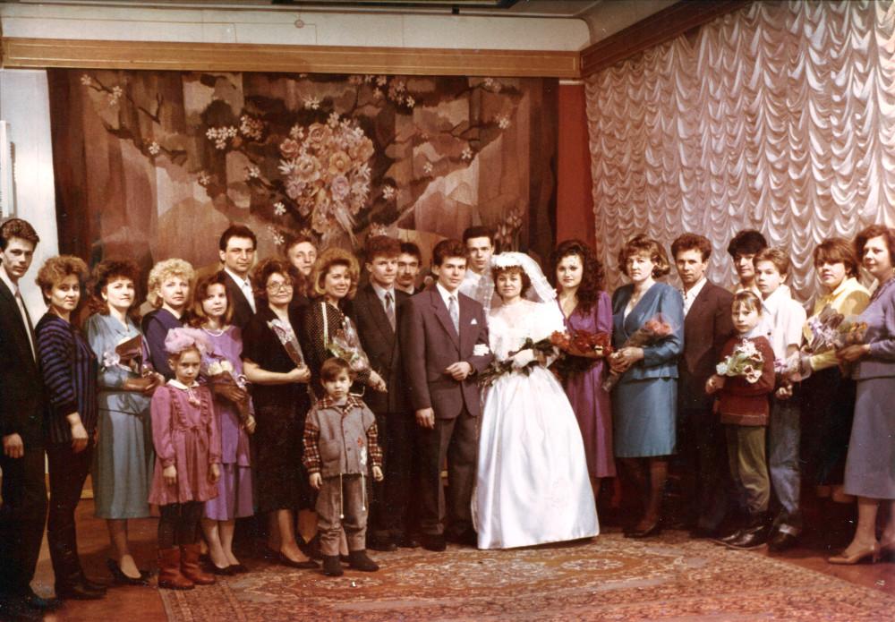 Евгений и Ольга Доможировы, свадьба (6)