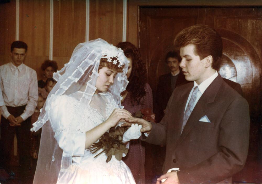 Евгений и Ольга Доможировы, свадьба (8)