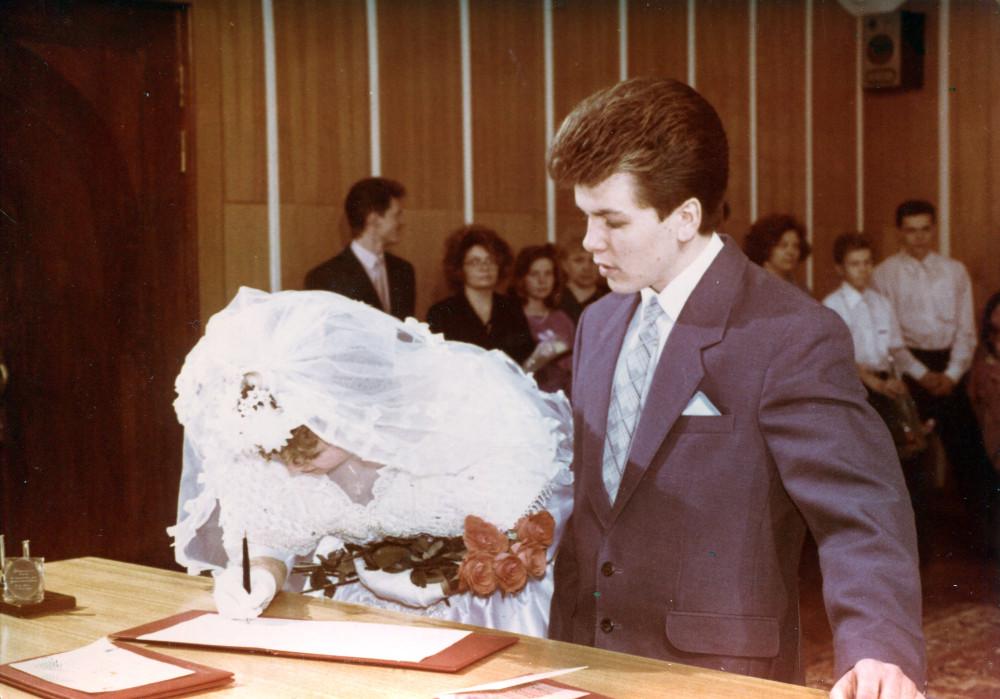 Евгений и Ольга Доможировы, свадьба (9)