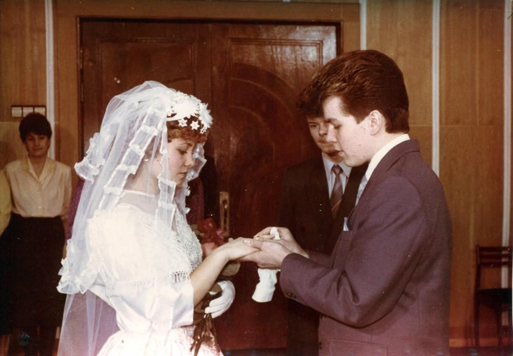 Евгений и Ольга Доможировы, свадьба (11)