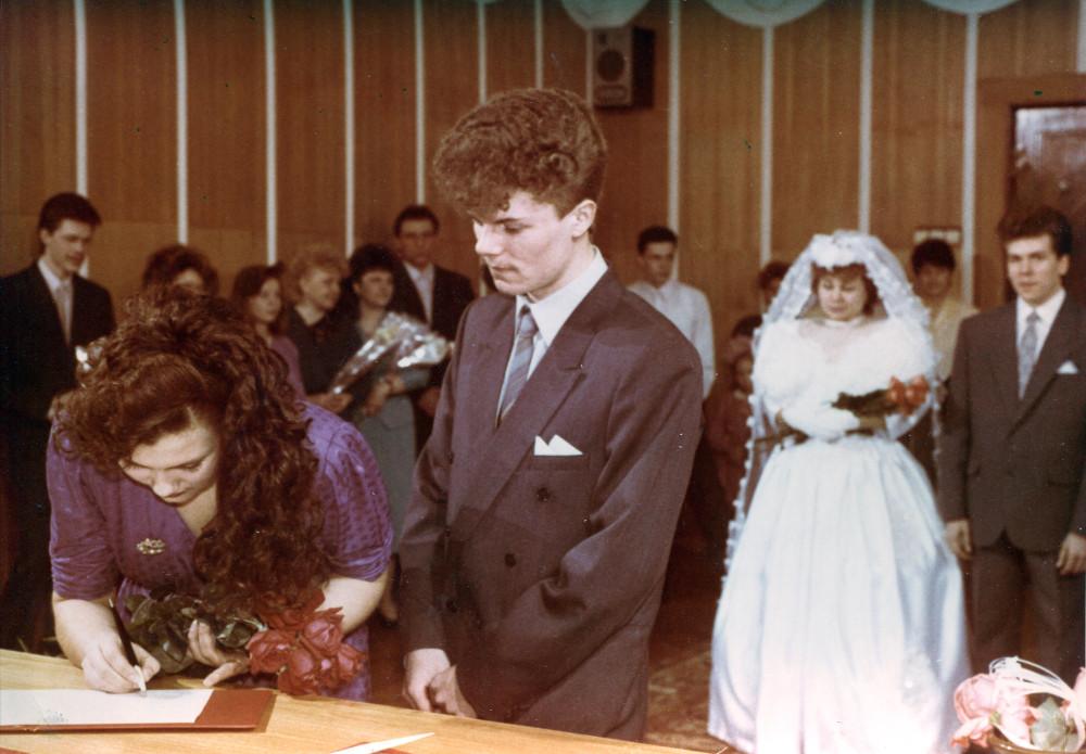 Евгений и Ольга Доможировы, свадьба (12)