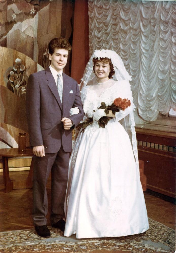 Евгений и Ольга Доможировы, свадьба (13)