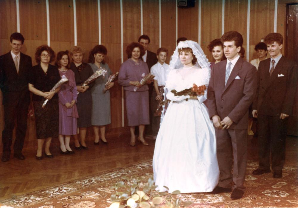 Евгений и Ольга Доможировы, свадьба (15)