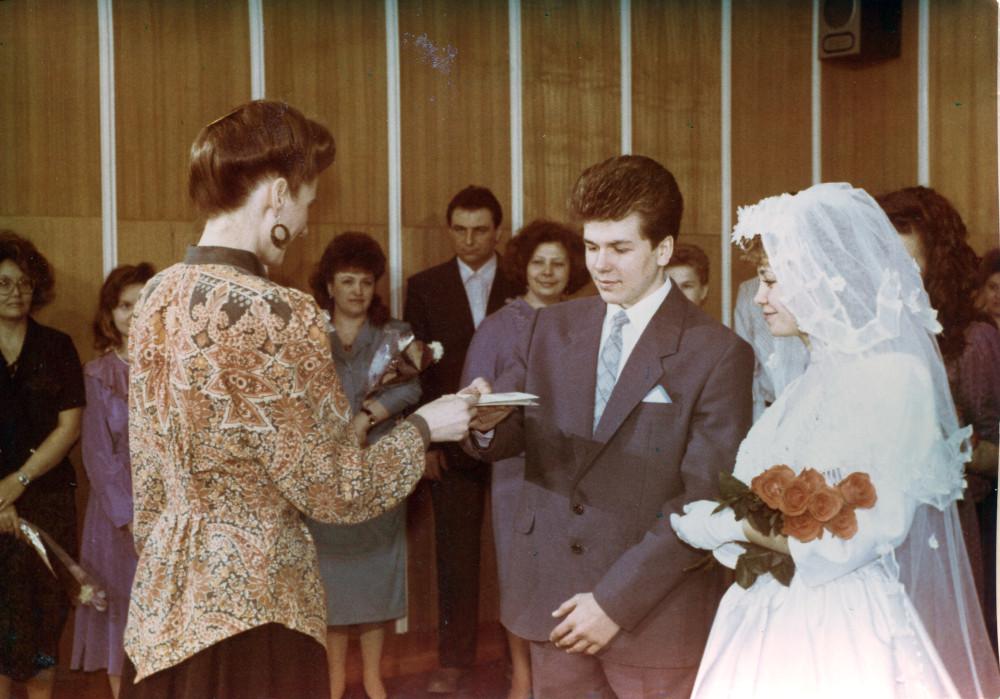 Евгений и Ольга Доможировы, свадьба (20)