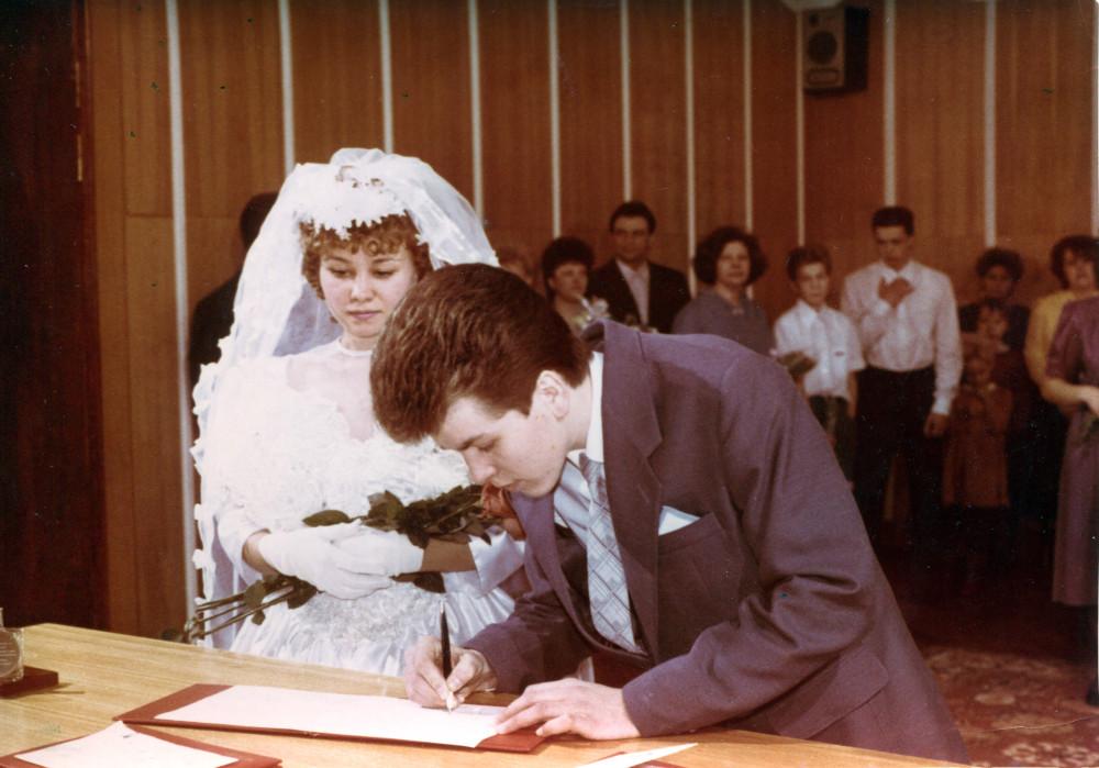 Евгений и Ольга Доможировы, свадьба (21)