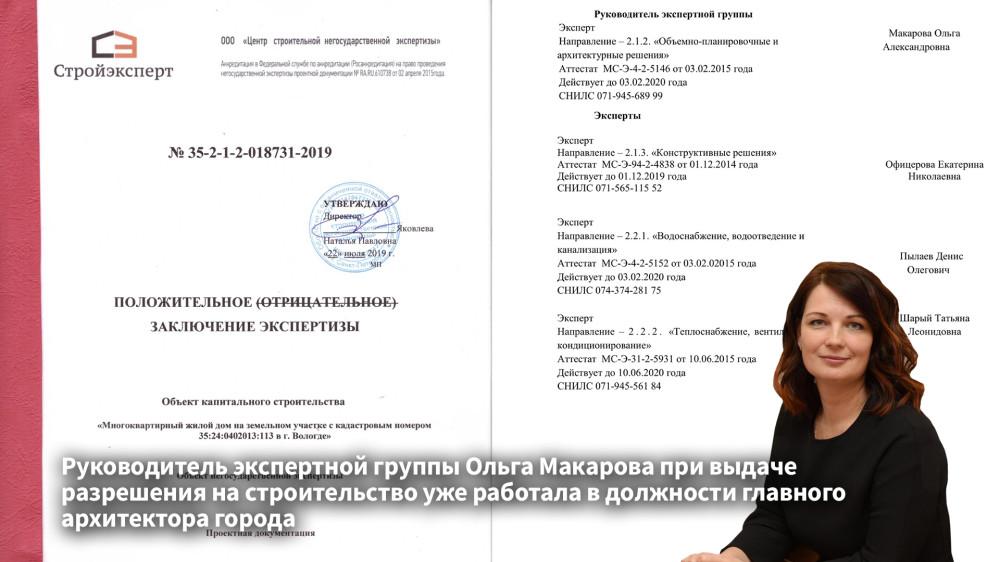Главный архитектор Вологды Ольга Макарова и ООО Восток-строй Вячеслава Югова.jpg