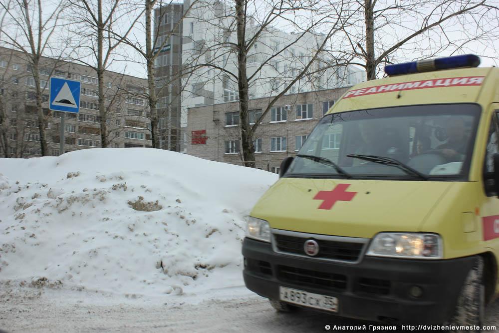 Снег на улицах Вологды на 20 марта 2013 года (19)