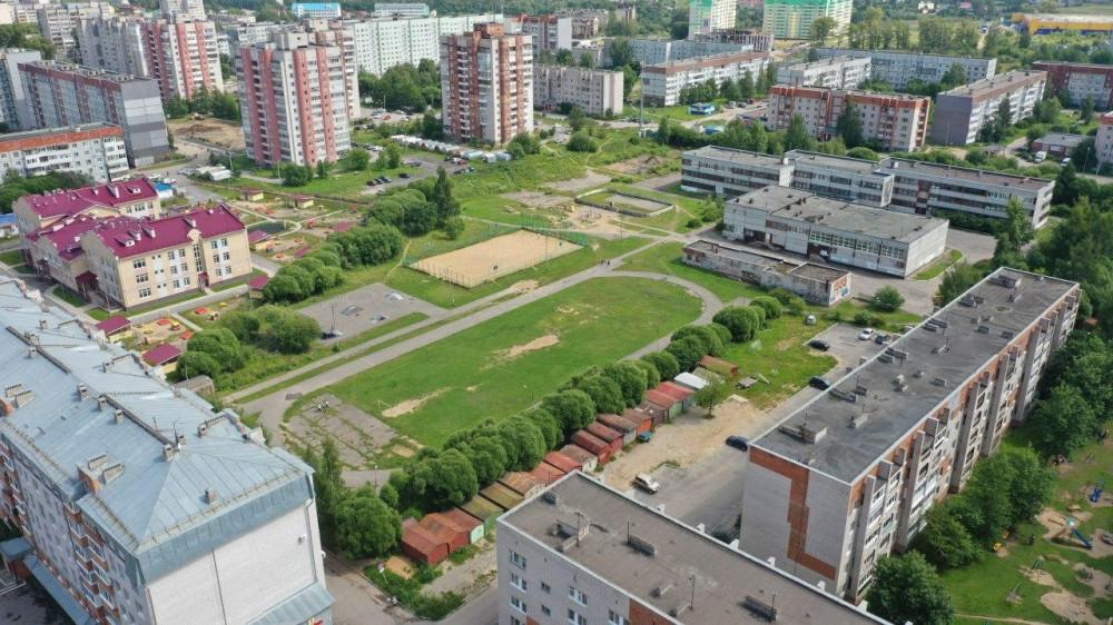 Вячеслав Югов, ООО Восток-строй и 33 школа. Вологда (3).jpg