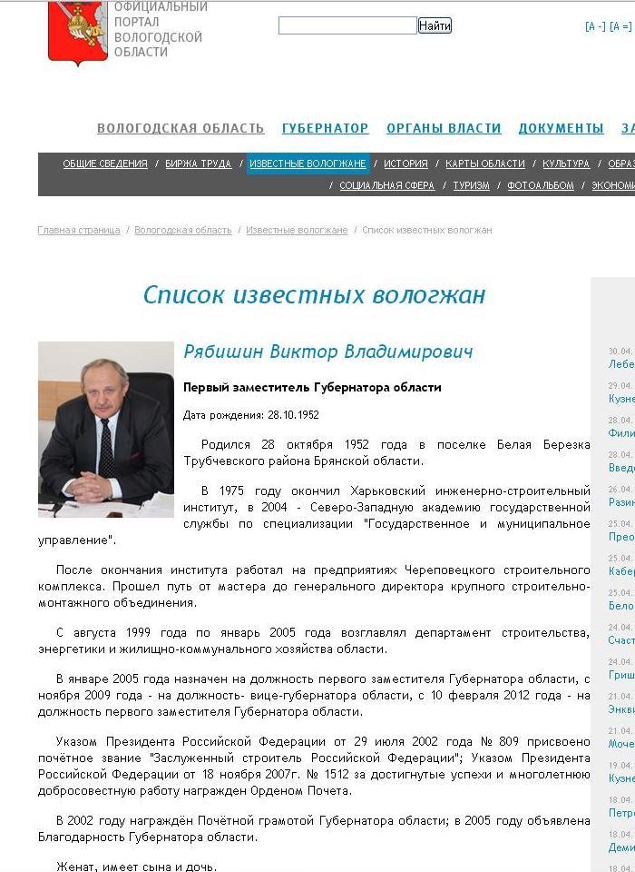 Рябишин Виктор Владимирович