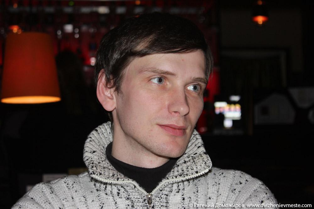 Анатолий Грязнов Секретарь Вологодского отделения партии Народный Альянс