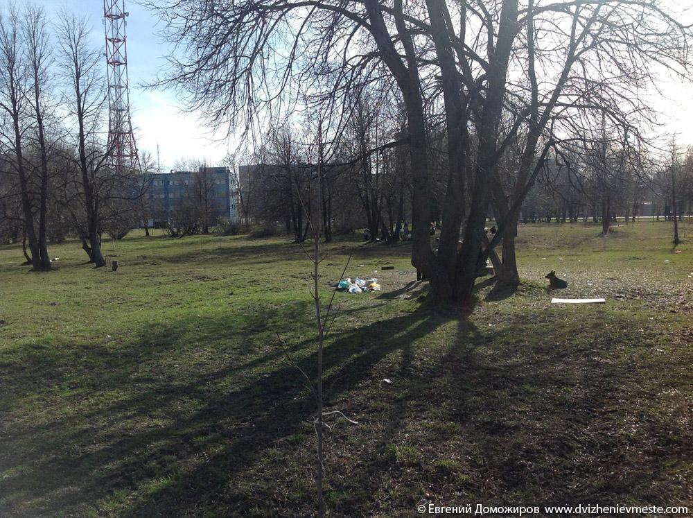 Ковыринский парк. Вологда (3)