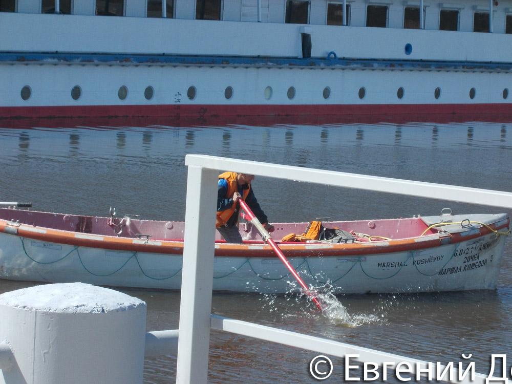 Причал в Горицах не может принять корабли (12)