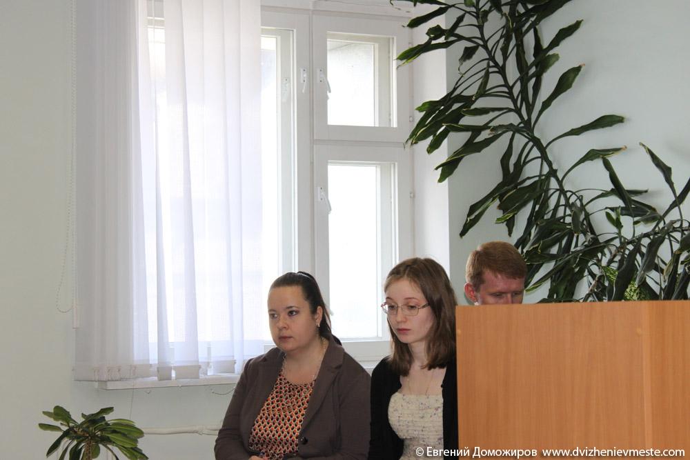 представители врединоросса Перова в суде