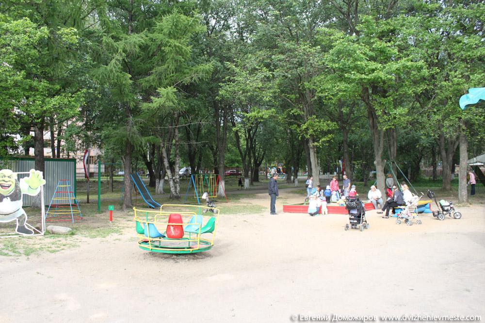 Вологда. Парк Ветеранов (1)