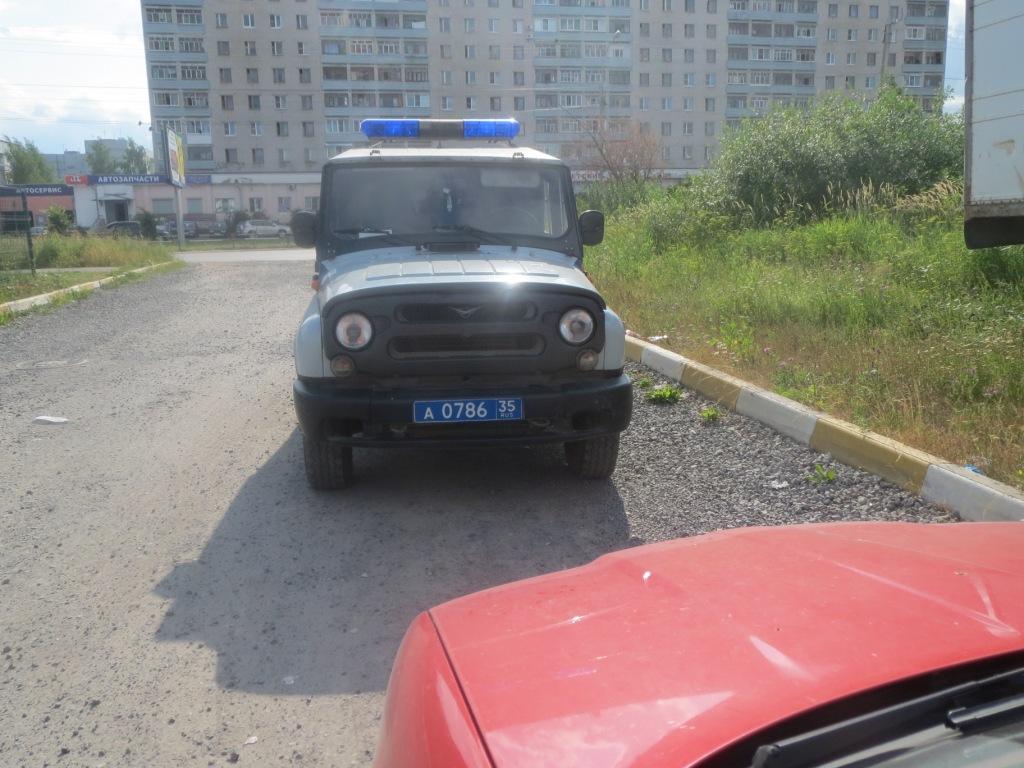 штрафстоянка Вологда