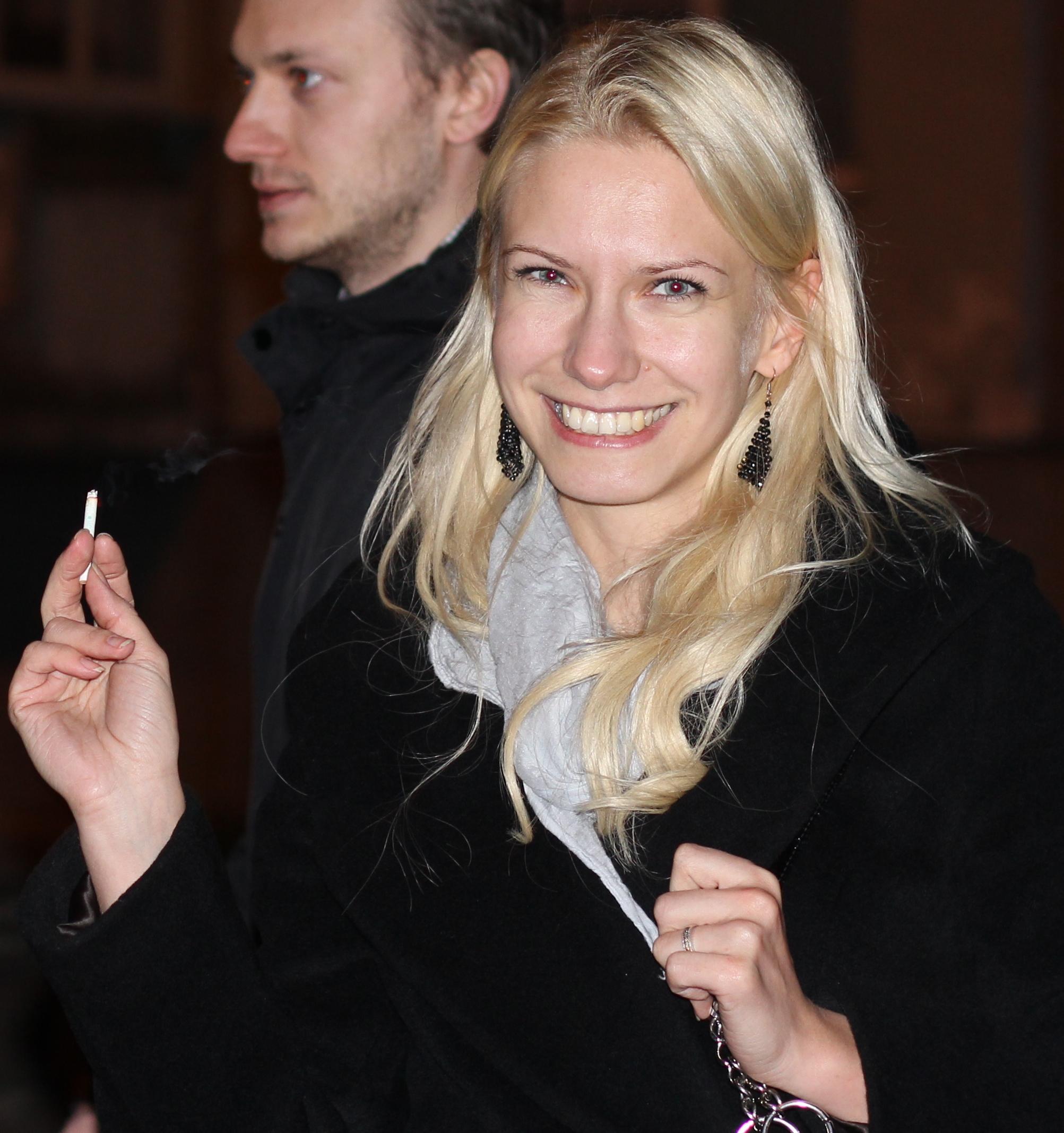 Юлия Есина из Касимова