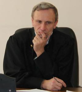 судья Вологодского городского суда Чесноков Игорь Владимирович