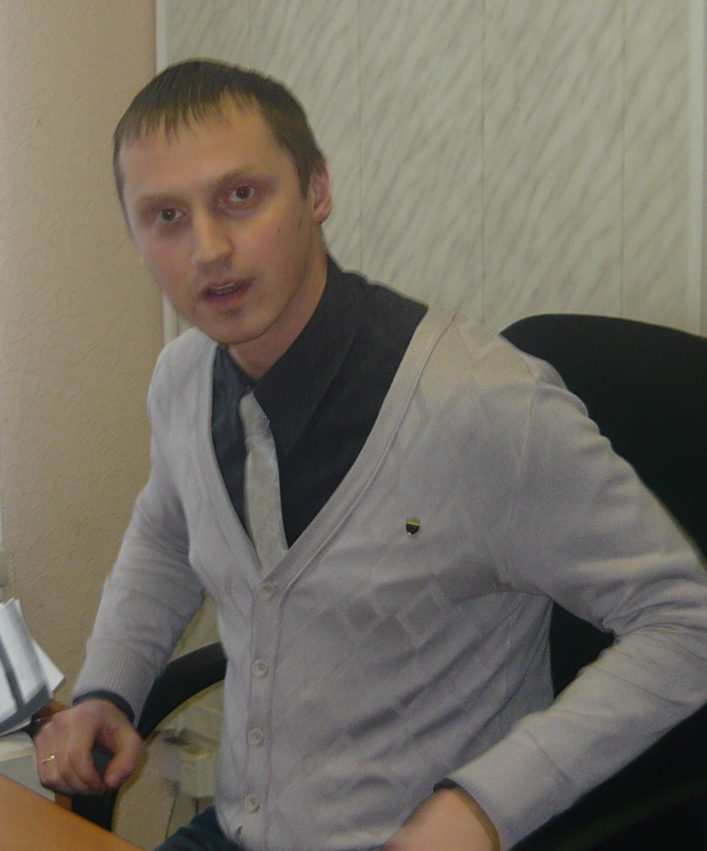 Четвериков Юрий Валерьевич
