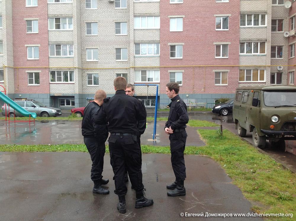 Вологда. точечная застройка на Сухонской (4)