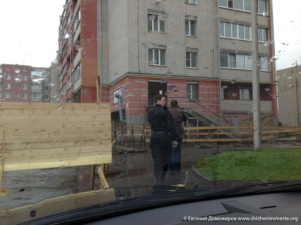 Вологда. точечная застройка на Сухонской (8)