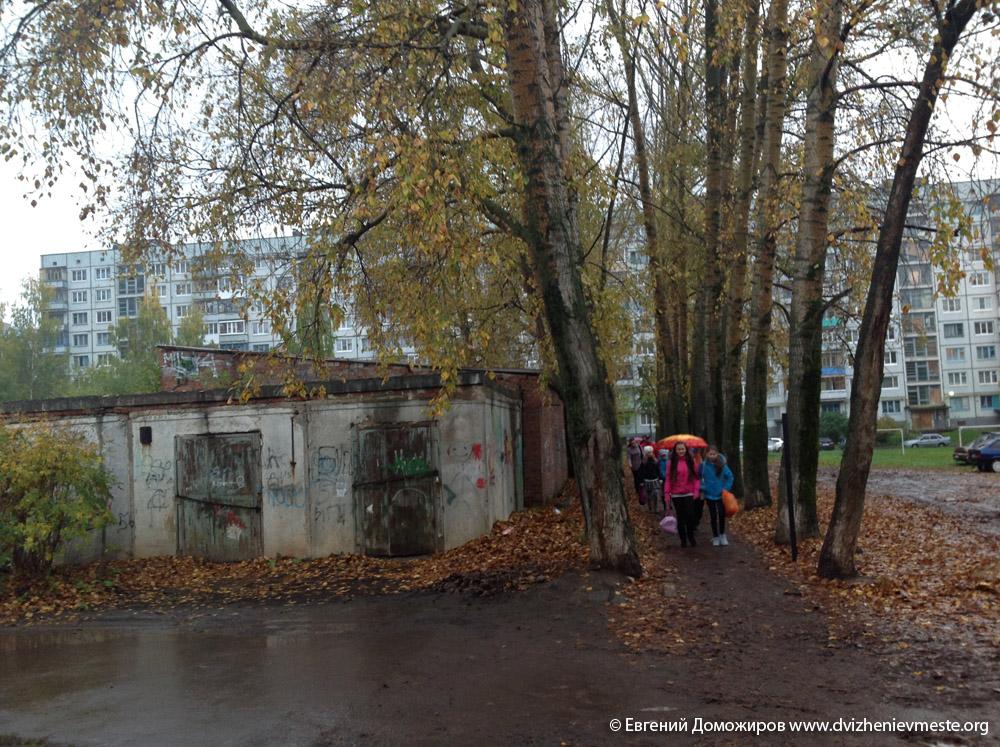 место под застройку многоэтажкой на Тендрякова 46А (4)