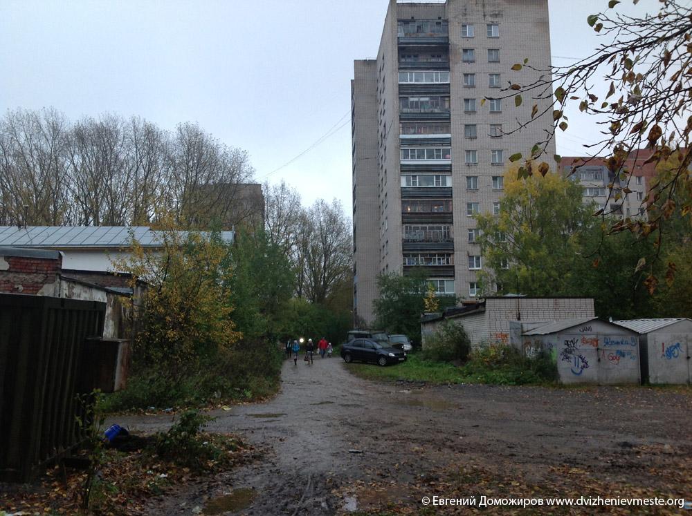 место под застройку многоэтажкой на Тендрякова 46А (1)