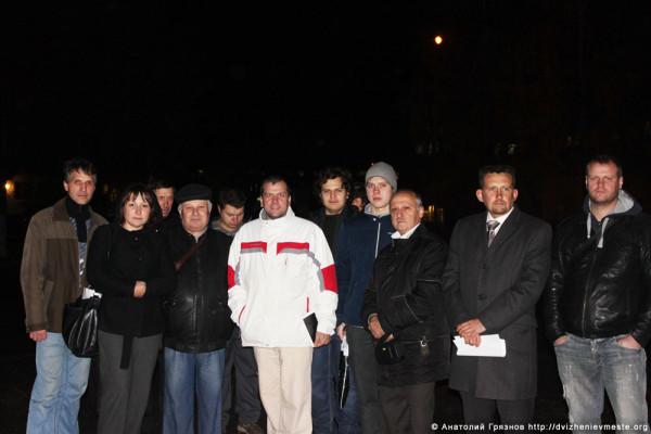 Народный сход в Вологде. Накануне приговора Навальному (1)
