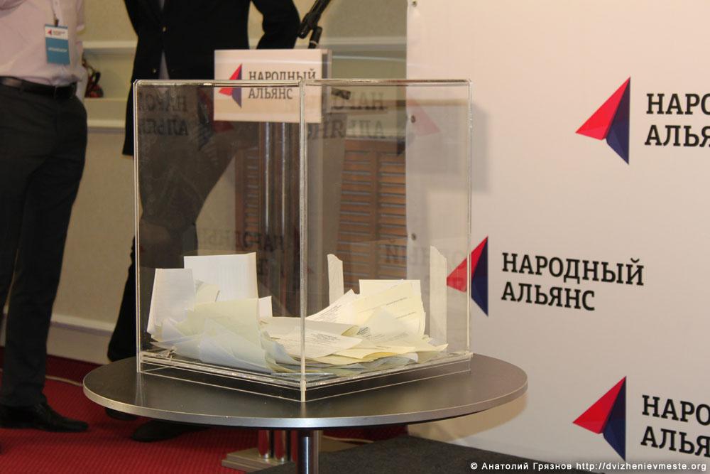 Учредительный съезд партии Народный Альянс 17 ноября 2013 года (77)