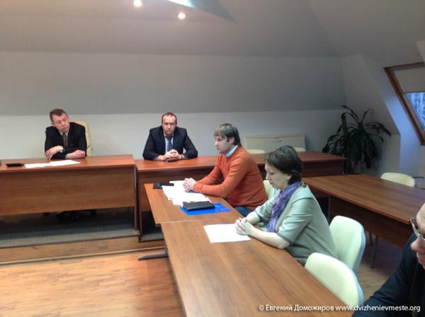 переговоры по полигону ТБО (2)