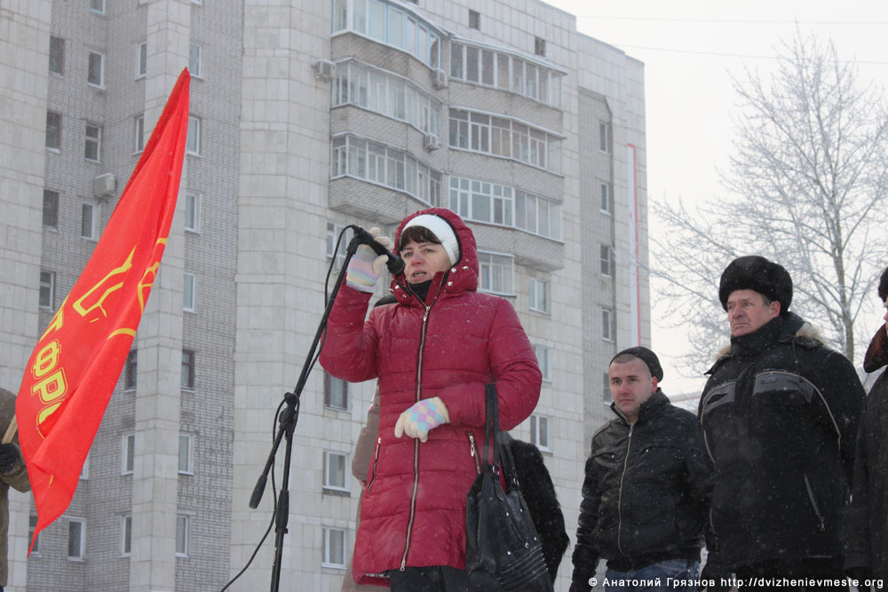 Череповец. Митинг против Дезавида 25 января 2016 года (23)