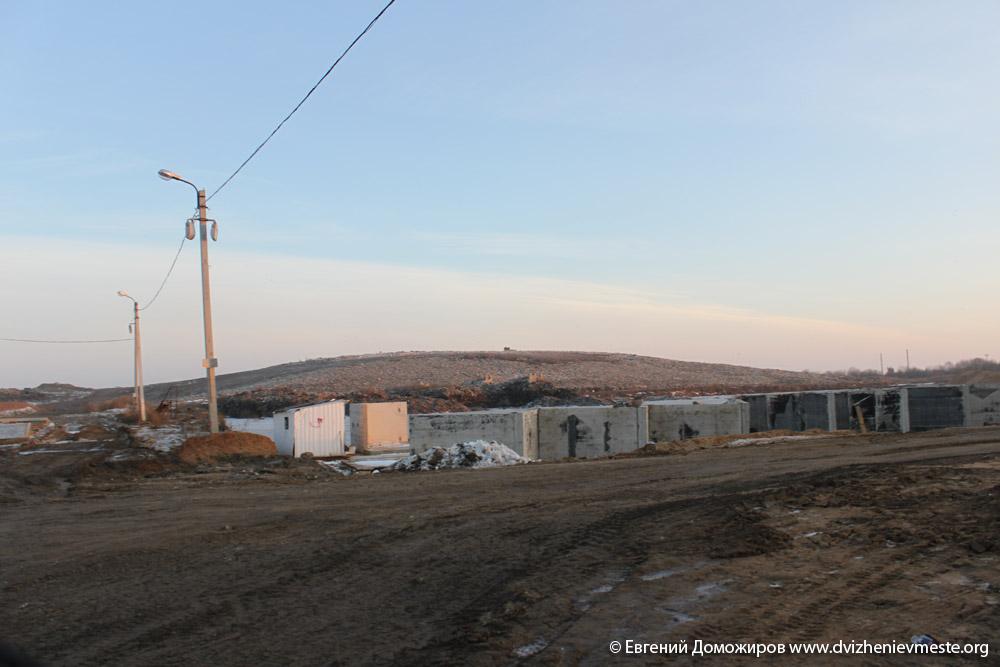 Строительство мусороперерабатывающего завода в Вологде 27.12 (2)