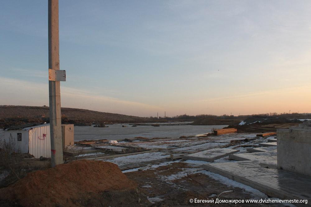 Строительство мусороперерабатывающего завода в Вологде 27.12